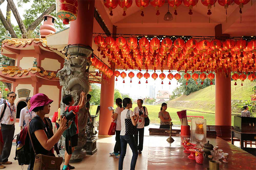 Tiong Ghee Temple